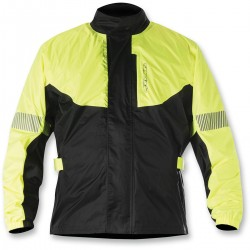 Αδιάβροχο Alpinestars Hurricane Rain Jacket Yellow/Black