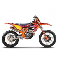 KTM 250 SX TROY LEE DESIGNS 2021