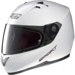 Nolan N64 Sport White