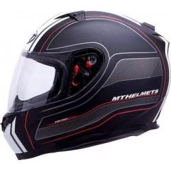MT Blade SV Raceline Matt Black/White/Red