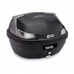 Givi B37ΝΤ Monolock Μαύρη Tech 37L
