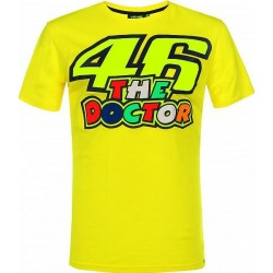 T-Shirt VR 46 The Doctor