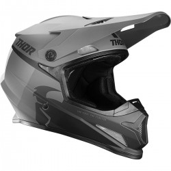 Thor Sector Racer Black/Charcoal
