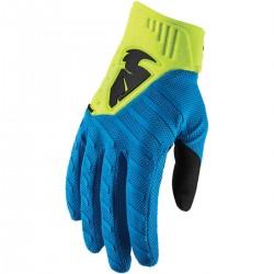 Γάντια Thor Rebound S9 Blue/Acid