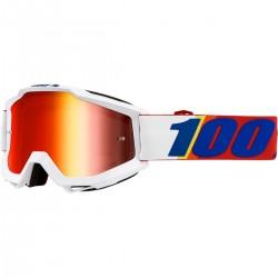Μάσκα 100% Accuri Minima Mirror Red Lens
