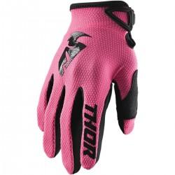 Γάντια Γυναικεία Thor Sector S20 Pink
