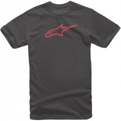 Μπλουζάκι Alpinestars Ageless Black/Red