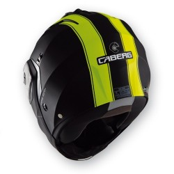 Caberg Duke II Legend Black Matt-Fluo Yellow