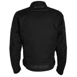 Μπουφάν Μηχανής Bering Neutron Jacket Black