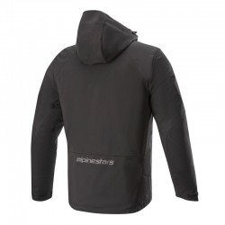 Μπουφάν Μηχανής Alpinestars Stratos v2 Techshell Drystar Black