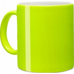 VR 46 Mug Yellow Fluo