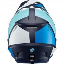 Thor Sector Blade Navy/Blue Helmet