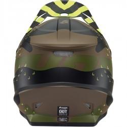 Thor Sector Mosser Green Camo Helmet