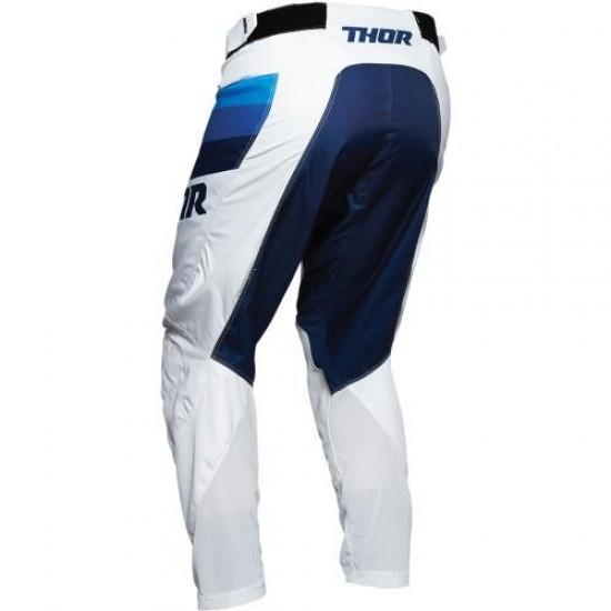 Παντελόνι MX Thor Pulse Racer White/Navy