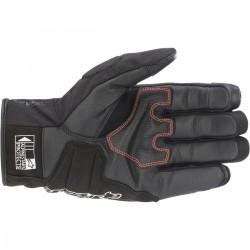 Ανδρικά Γάντια Μηχανής Alpinestars SMX Z Drystar Black-Red Fluo