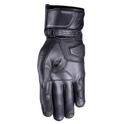 Γάντια Nordcap X-Tour Δερμάτινα Μαύρα