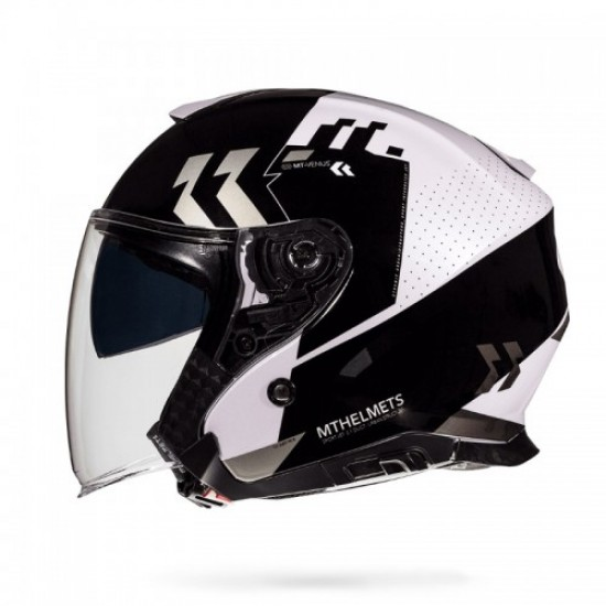 MT Thunder 3 SV Jet Venus Black White Grey